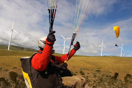 Australian National Site Guide - Open hang-gliding and paragliding
